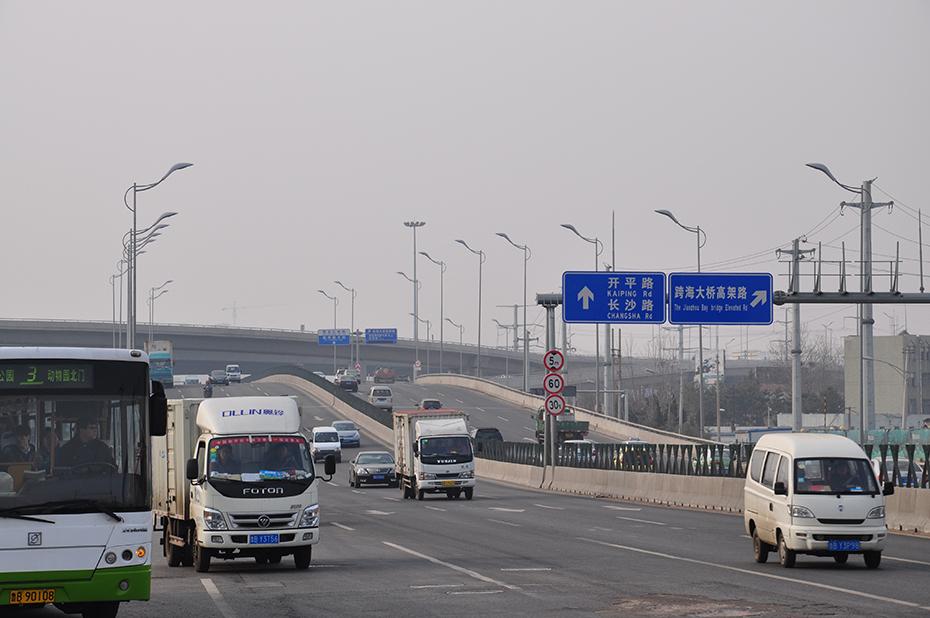 青岛胶州湾大桥