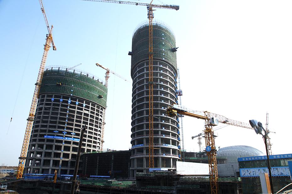 吉通板业与高层建筑