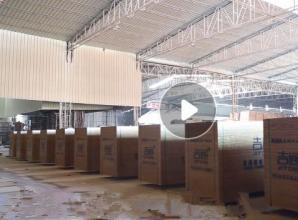 吉通桉木板生产流程